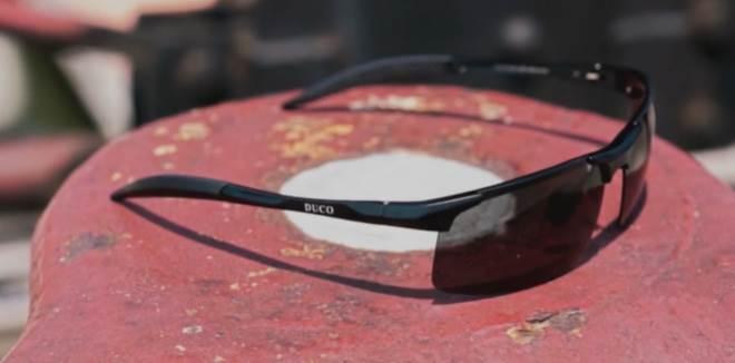 Image of DUCO Sports polarized sunglasses