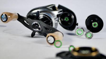 Image of Fishing reel ball bearings