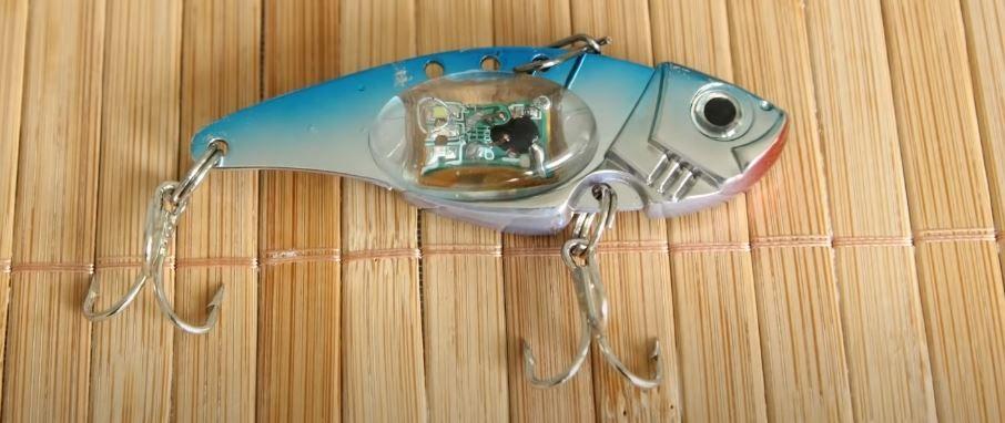 Image of LED Flasher Fishing Lure