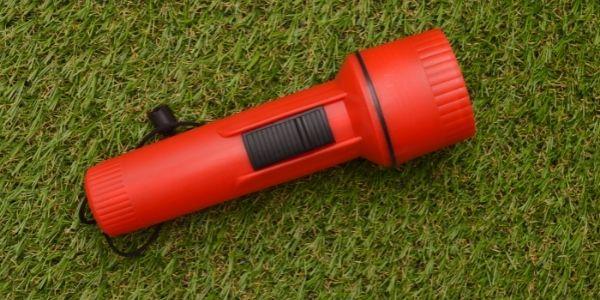 Image of a flashlight