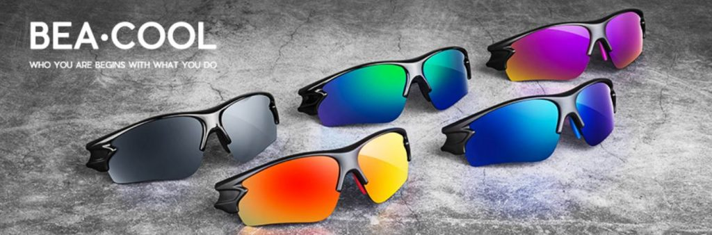 Image of different color options in Bea Cool Sunglasses