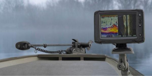 Image of fish finder