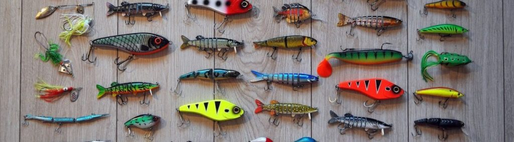 different types of salmon fishing lures