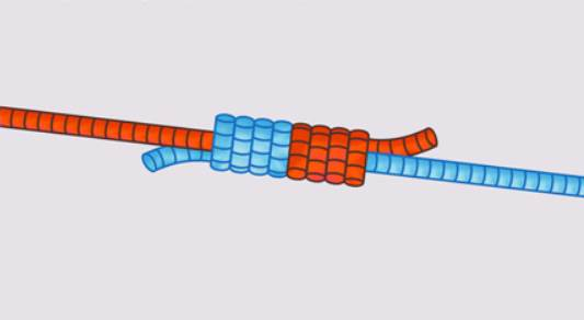 image of The Double Uni Knot