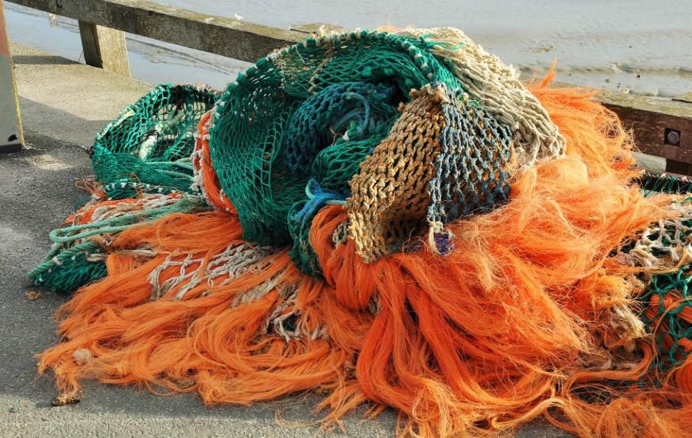 image of fishing nets