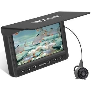 Product Image 2- MOOCOR Underwater Fishing Camera
