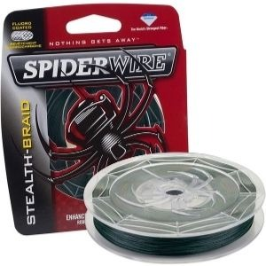 Product Image 2- Spiderwire SCS10G-125 Braided Stealth Superline