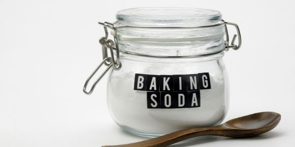 image of a bottle of Baking Soda