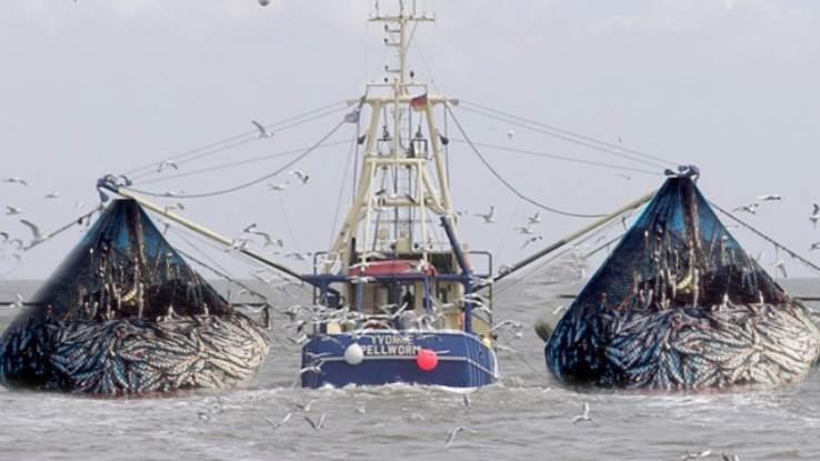 image of big fishing boat