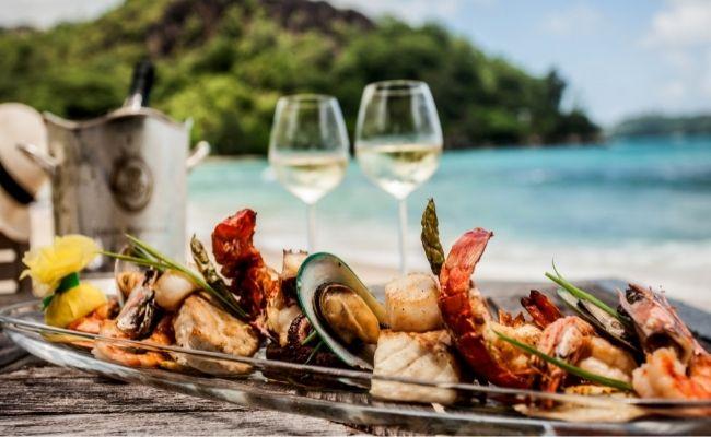 image of seafood