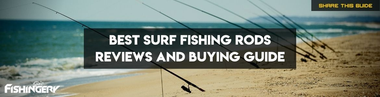 Best Surf Fishing Rod