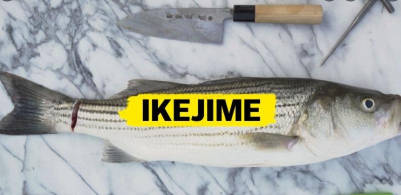IkeJime method