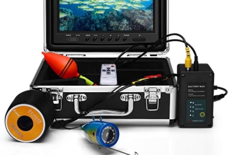 image of the fishing camera